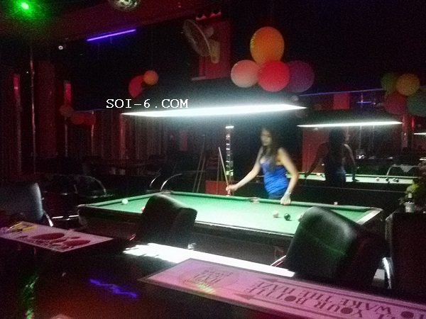 dusk till dawn bar pattaya